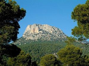 Sierra Espuna Murcia Spain