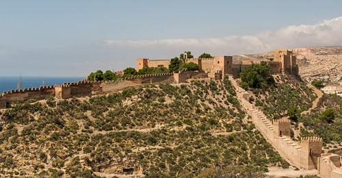 Alcazaba of Almeria