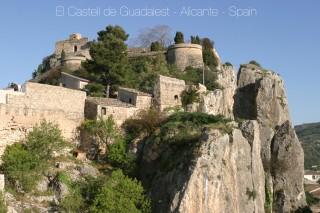 Guadalest, Alicante, Valencia