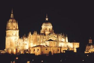 Salamanca Cathedral, Spain
