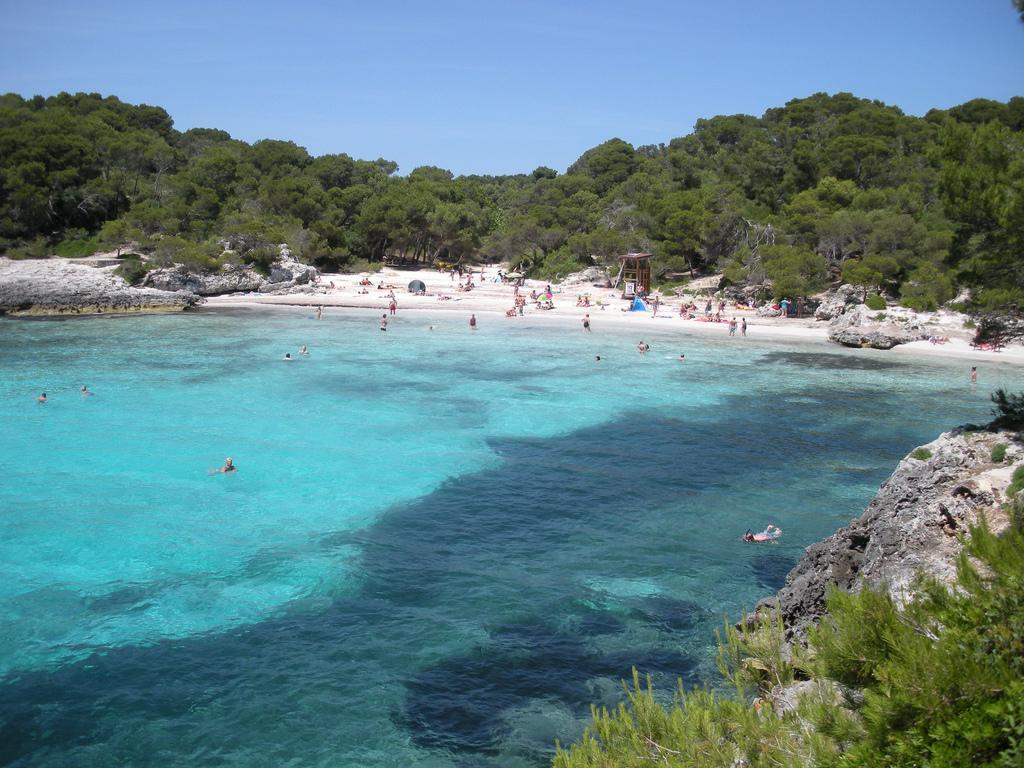 Cala Turqueta Menorca Minorca