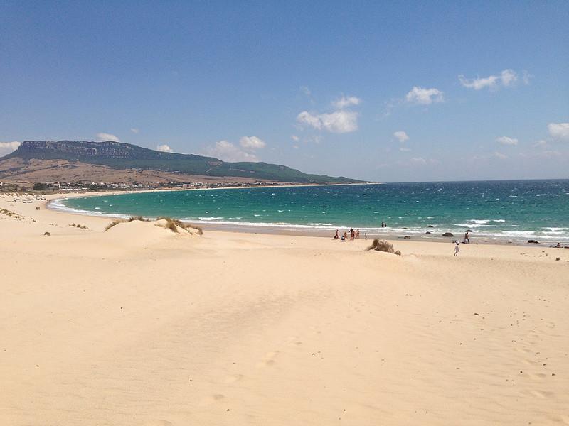 Playa_Bolonia, Cadiz