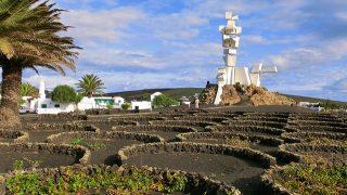 Lanzarote countryside