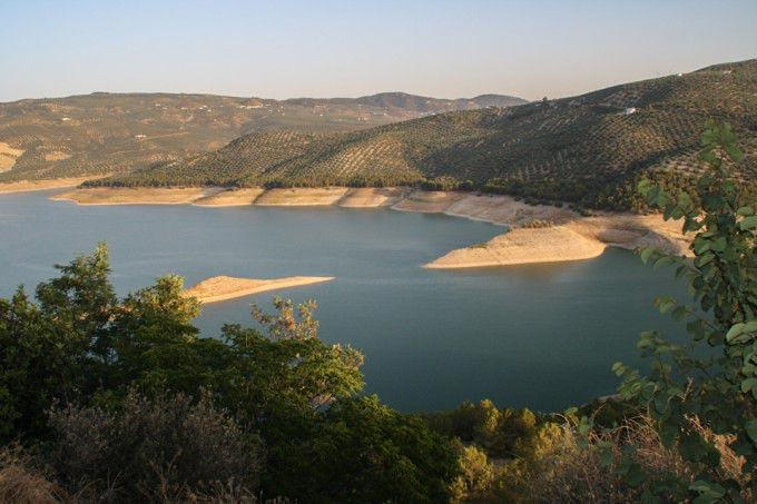 Iznajar Reservoir
