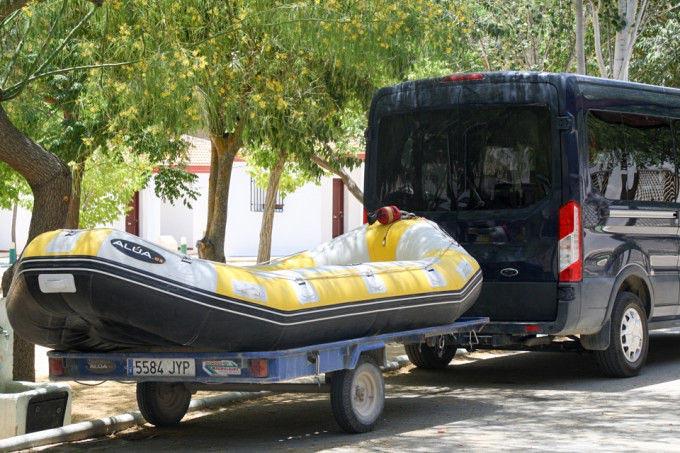 Rafting Alúa