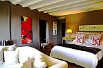 Junior suite, Pyrenees country hotel