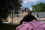 Manor, hotel, Brittany