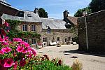 Farmhouse hotel near Cherbourg