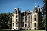 Chateau hotel, northern France