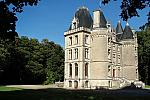 Luxury country hotel, northern France
