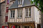 Historic house hotel in Brittany