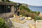 Gym in the garden