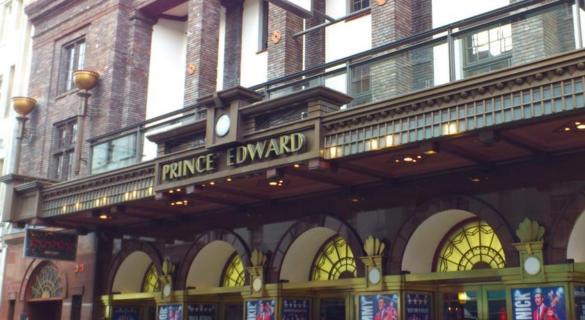 ... London Covent Garden Suite, West End Prince Edward Theatre ...