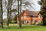 Country house hotel, Dorset