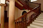 Grand staircase, Glencoe House