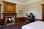 Huge bedroom, Scottish luxury hotel