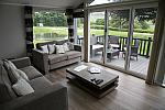 Private sitting room and terrace