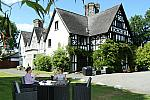 Luxury country hotel, mid Wales