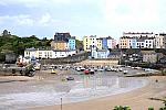 Tenby, South-West Wales