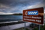 Ballyvaughan Pier, harbour