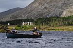 Fishing on Lough Inagh