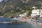 Beachfront hotel, Amalfi Coast