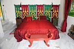 Moroccan themed suite
