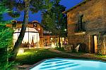 Swimming pool, Country house hotel La Rioja