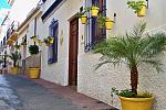 Flowers, Estepona old town