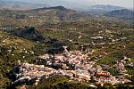 View of Tollox, Spain