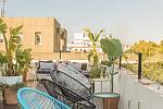 Double room, hotel, Seville