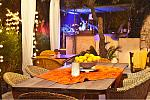 Outdoor bar, Hotel, Ibiza