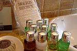 Luxury toiletries, Torreblanca hotel