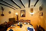 Private dining, Spanish hotel