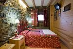 Small chalet hotel, Pyrenees