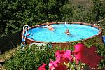 Swimming pool, hotel, Pyrenees