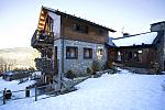 Hotel Niu dels Falcons, winter