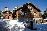 Chalet hotel in Pyrenees
