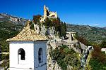 Guadalest Alicante Spain