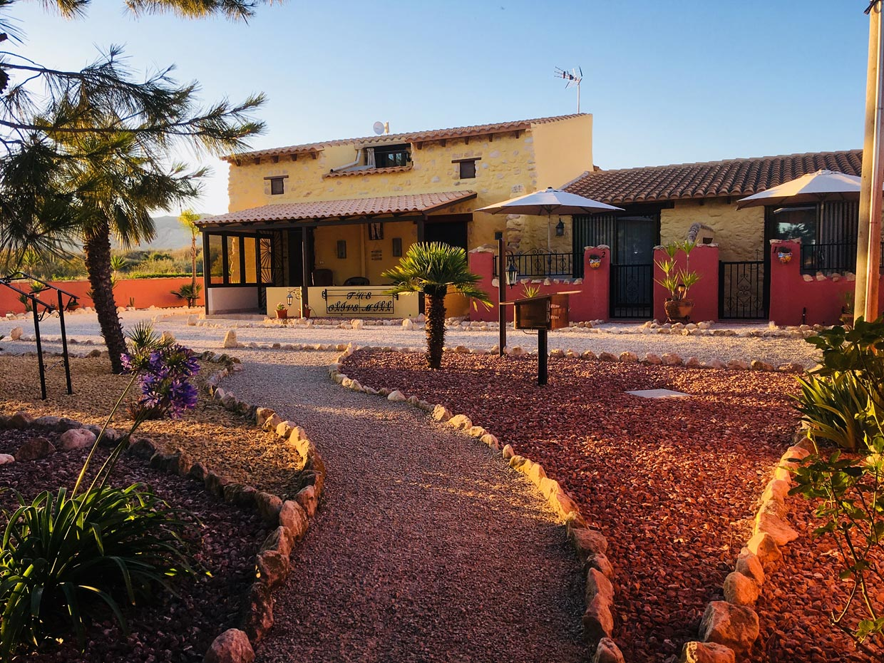 The Olive Mill Aparthotel