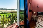 Double room, little hotel, Spain